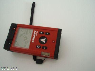 Hilti Laser Entfernungsmesser Pd 30 : Hilti laser entfernungsmesser pd i