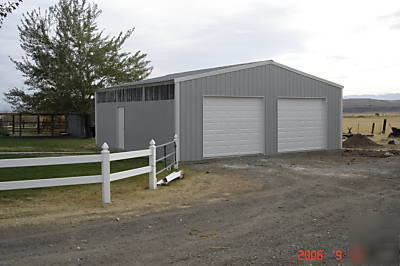 Block garage kits pictures to pin on pinterest pinsdaddy for 30x36 garage plans