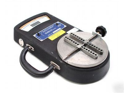 Secure Pak Spring Cap Digital Torque Tester
