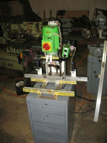 G Grass Ecopress Pneumatic Drilling And Insertion Press
