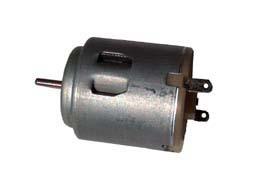 Rc 260ra 2670 Very Small Mabuchi Robot Motor
