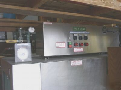 Insinger Best Commercial Conveyor Dishwasher Restaurant