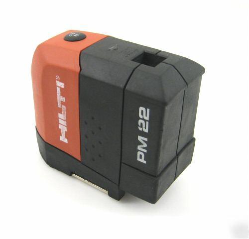 Hilti Pm22 Self Leveling Laser Level