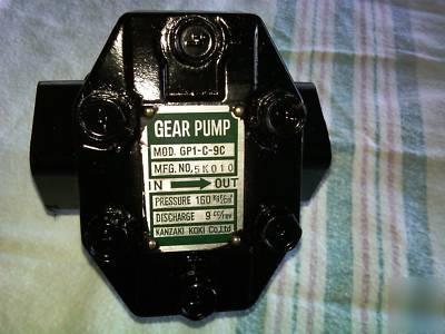 New Brand Kanzaki Hydraulic Gear Pump Deere