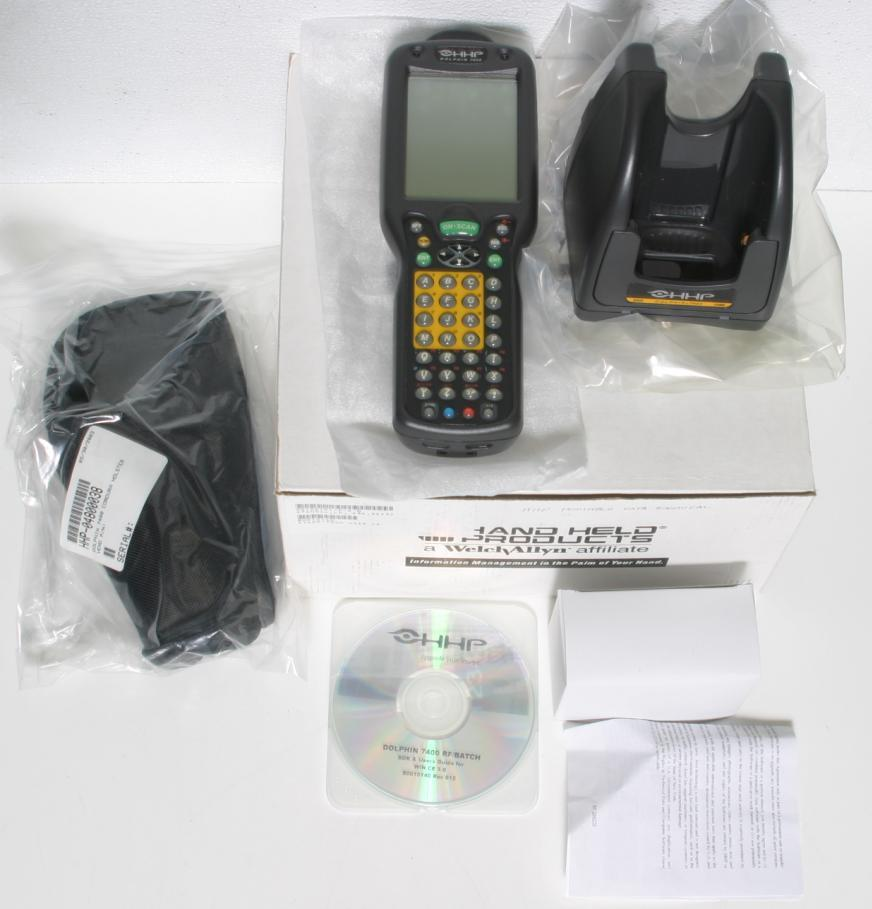 New dolphin 7400 wireless portable data terminal acc for Porta 7400