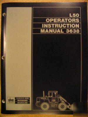 County 1164 Operators Manual