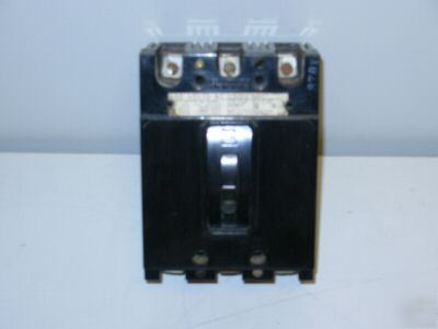 Gould i-t-e thermal magnetic circuit breaker EF3-A010