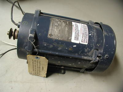 Franklin electric explosion proof motor 1111007456 3 4 for Old ben franklin motors inventory