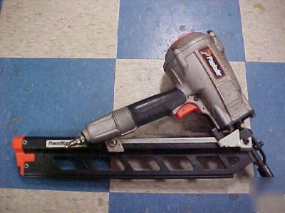 Paslode Powermaster Plus Framing Nailer F350s