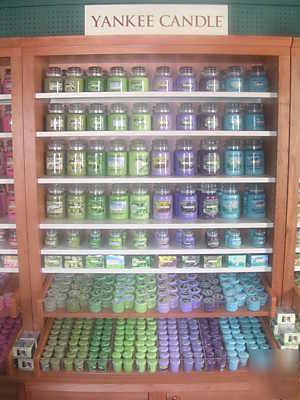 yankee candle shelf 3