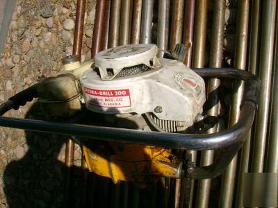 Deeprock hydra drill 200 water well drilling rig