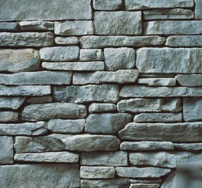 Owens Corning Stone Gray Southern Ledgestone Handipaks