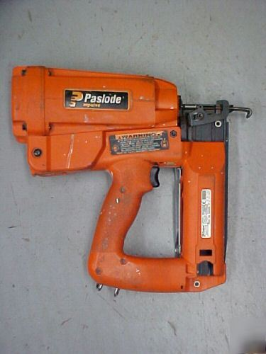 Paslode Im250 Ii 900400 Cordless 16 Gauge Finish Nailer