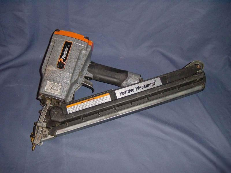 Paslode Framing Nail Gun Parts.Buy Paslode 500855 F250S PP ...