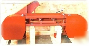 Linn lumber sawmill kit build your own mill