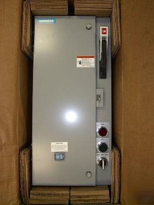 Siemens Combination Motor Starter And Disconnect Imgpic