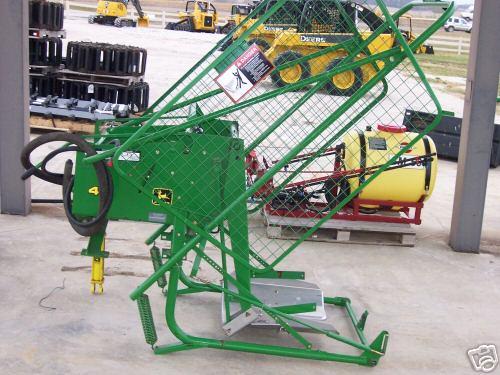 John Deere Baler Replacement Parts : John deere bale ejector for baler