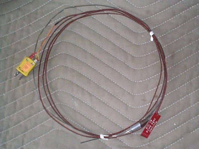 Thermocouple probe type k stainless steel nice used