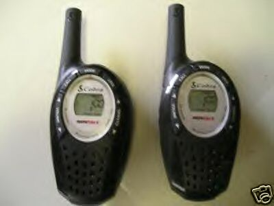 Replacement Auto Parts >> Cobra microtalk PR590 8 mile range walkie talkie