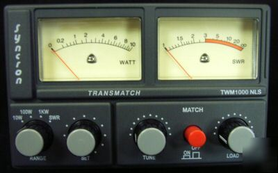 27MHZ transmatch antenna matcher atu swr tuner for cb