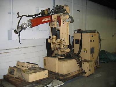 Cincinnati Milacron Industrial Robot T 3 Model 770