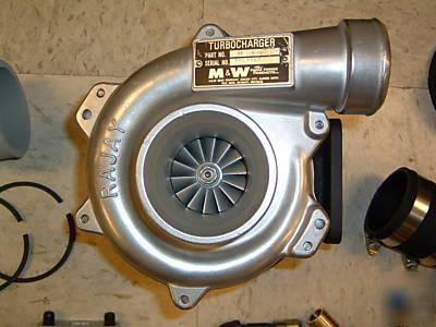 M Amp W Turbo Kit Ih Farmall 706 756 826 German Diesel