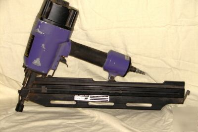 central pneumatic contractor framing nailer 04041