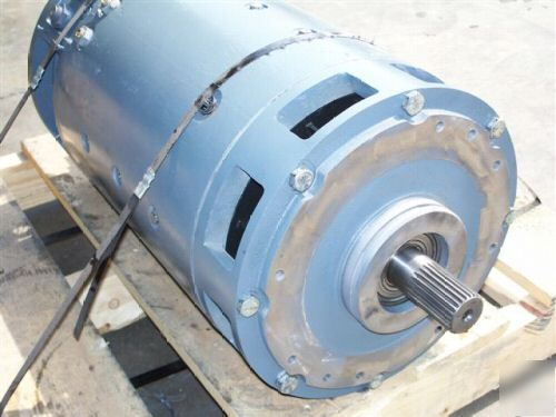 Dc motor electric vehicle hyster 13 series rebuilt for Who rebuilds electric motors