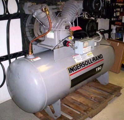 Ingersoll Rand T30 Series 3 Phase 10hp