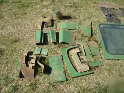 John deere factory cab w/ac for 4020, 4320 & more