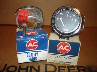 john deere nos af2721r fuel gauge 520 530 630 720 730. Black Bedroom Furniture Sets. Home Design Ideas