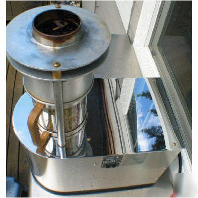 Sonofresco / coffee kinetics 1LB coffee roaster