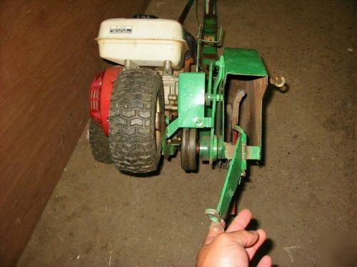 wire trencher machine