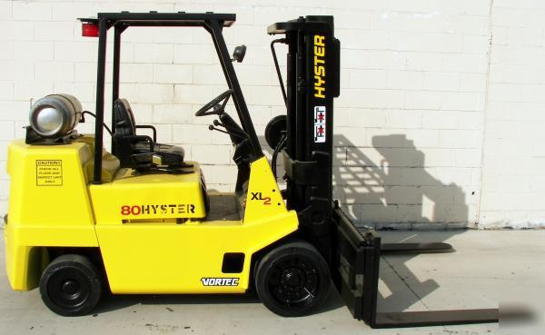 Hyster h60xl manual fandeluxe Image collections