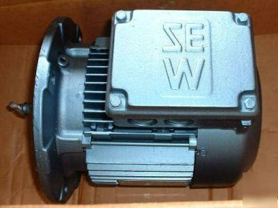 Sew Eurodrive Dft90l4 2hp Industrial Motor Severe 2 Hp