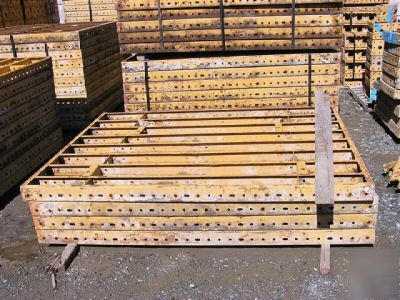Efco Lite Wall Forms Concrete Forms Formwork