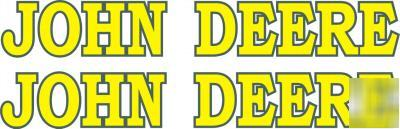 John deere hood trim decal set fits l100 l105 l107 l108 l110 gx21140 john deere decals and stickers m holdings uk the real mey ferguson tractors spare parts ...  sc 1 st  Water Alliance & John Deere Decals And Stickers - Best Deer Photos Water-Alliance.Org
