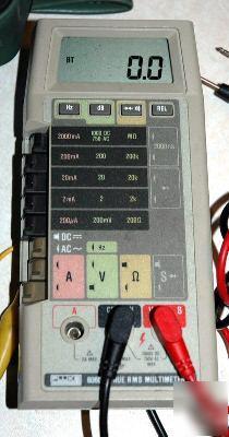 Fluke 8060a calibration manual