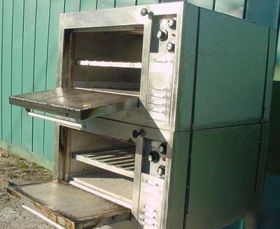 stack oven. Black Bedroom Furniture Sets. Home Design Ideas