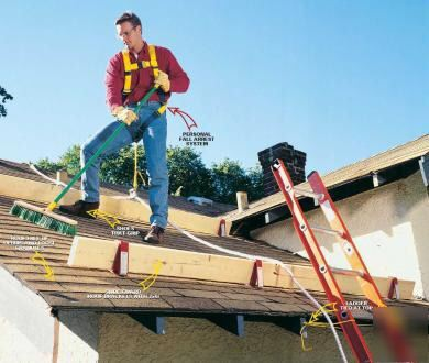 Qual Craft 10 Inch Adjustable Roof Bracket S 2500