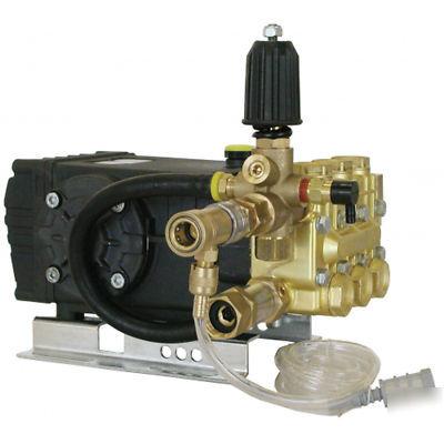 General Ts1511 Pressure Washer Pump Assembly Belt Drive