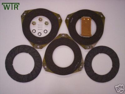 New clutch kit for john deere 80 ,820,830 tractor