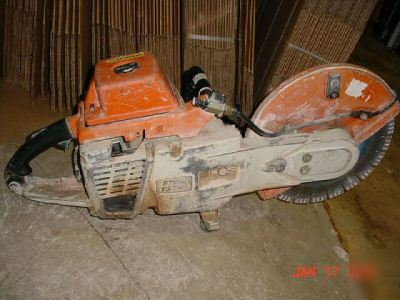 Stihl Ts760 Ts 760 Concrete Saw 14 Quot No