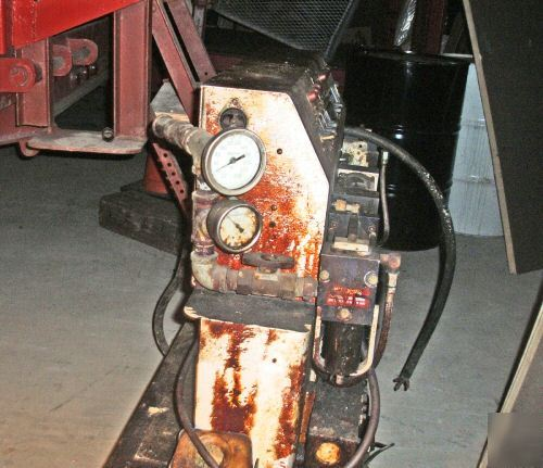 Gusmer H Ii Proportioner Spray Foam Equipment Spf