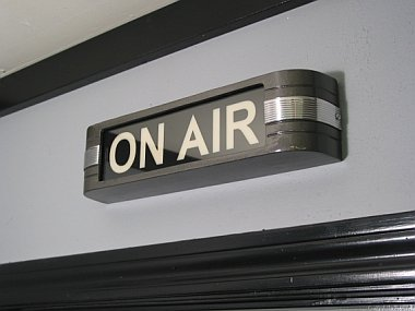 Ultimate Recording Broadcast Studio On Air Sign Light