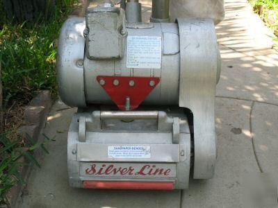 Essex Silver Line Model Sl 8 Floor Sander Edger