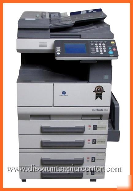 copy machine rental los angeles