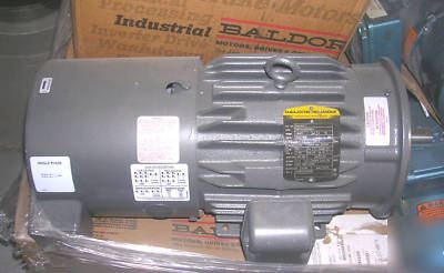 New Baldor Reliance Ac Duty Inverter Motor Idm3661t