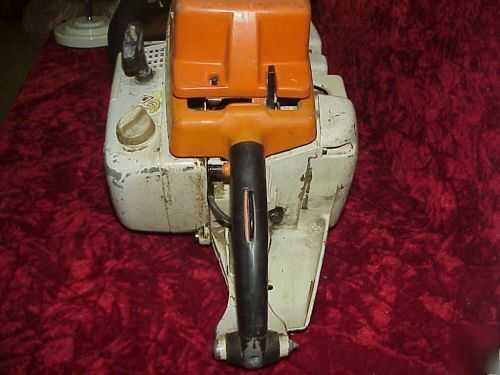 Stihl Ts760 Ts 760 14 Quot Concrete Cut Off Saw Quot No Res Quot