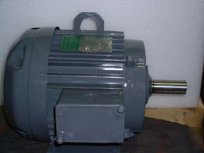 7 5 hp ac motor 1800 rpm 3 phase frame 213t for 7 5 hp 3 phase motor